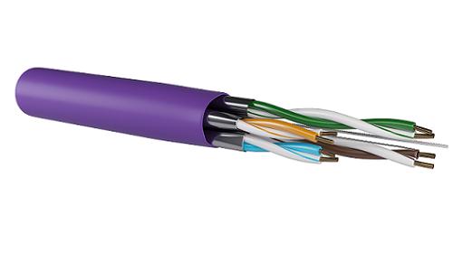 03 Cable Cat.6A U_FTP LSZH Dca-s1,d2,a1 b305m_Solutek