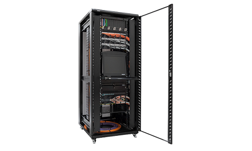 04 Rack Norma 1 - 42U 800x800 Solutek